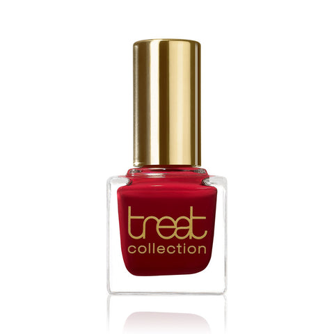 THE OTHER ONE <br> Nail Polish ( Deep cherry red )