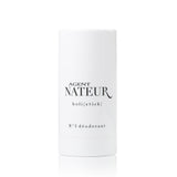 AGENT NATEUR No.3 DEODORANT <br> Chic and effective natural deodorant stick with healthy, organic ingredients that you can EAT, 50ml