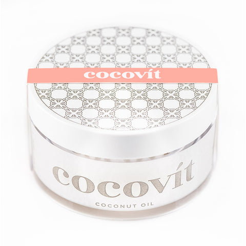 COCOVIT COCONUT OIL <br> 100% certified organic, virgin coconut oil<br>COCOVIT