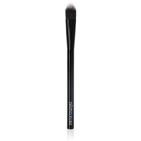 CONCEALER BRUSH <br> Tapered Taklon bristles for under eye and precise spot coverage