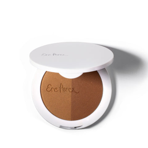RICE <br> POWDER BRONZER DUO, 9g