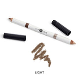 EYEBROW DUO PENCIL <br> 2 in 1 Brow Duo Pencil glides on effortlessly <br> [ 2 shades ]