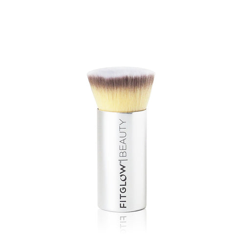 VEGAN TEDDY FOUNDATION BRUSH <br> Perfect way to apply Vita-Active Foundation and build flawless coverage,