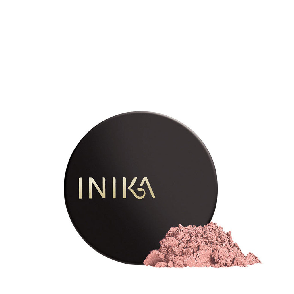 MINERAL BLUSH <br> Warm, luscious colours delivered straight from nature. Loose powder, 3g <br> [ 2 shades ]