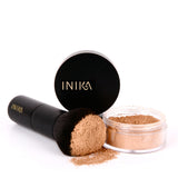 MINERAL FOUNDATION SPF 15 <br> 100% natural, flawless finish and naturally radiant skin