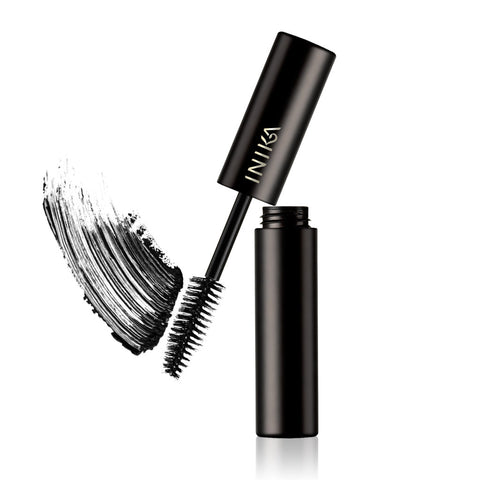 MINERAL MASCARA <br> Pure and natural, safe for use on the most sensitive eyes, 8g