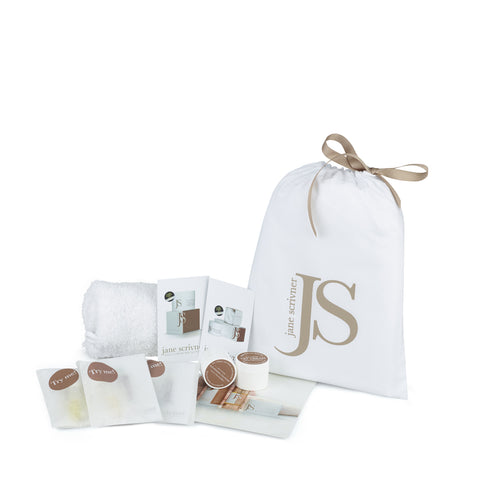 JANE SCRIVNER 5 A DAY DISCOVERY BAG <br> Sample Kit