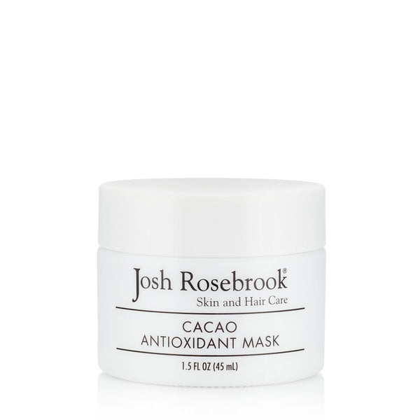 CACAO ANTIOXIDANT MASK <br> Brightening and rejuvenating mask that detoxifies, tones, firms and exfoliates, 45ml