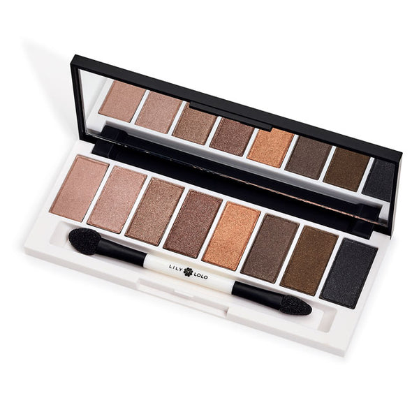 LAID BARE EYE PALETTE <br> Beautiful eye shadows in neutral shades for every skin tone