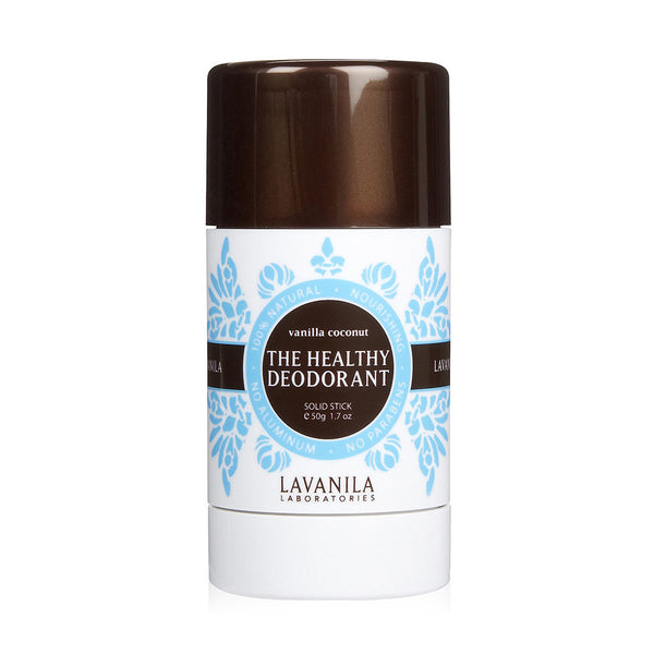 THE HEALTHY DEODORANT <br> Vanilla Coconut