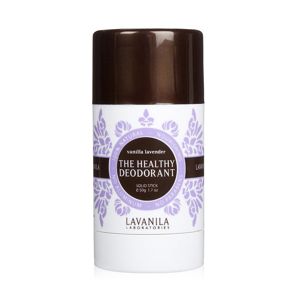 THE HEALTHY DEODORANT <br> Vanilla Lavender