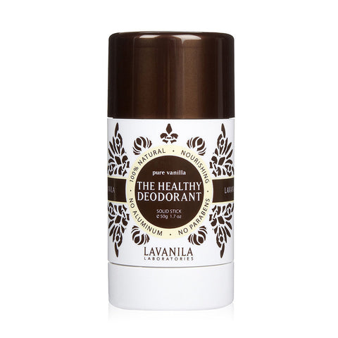 THE HEALTHY DEODORANT <br> Pure Vanilla