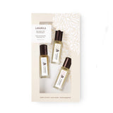 THE HEALTHY FRAGRANCE <br> Find Your Favourite Roller-Ball Trio