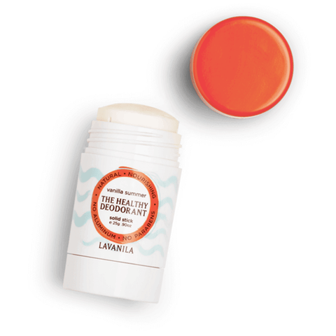 THE HEALTHY DEODORANT <br> Vanilla Summer Mini