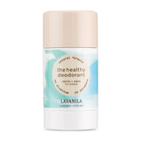 THE HEALTHY DEODORANT <br> Vanilla + Water
