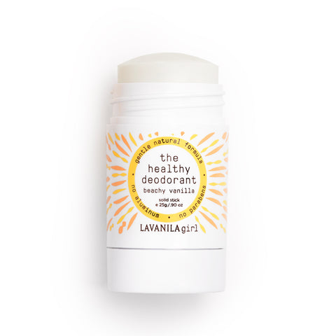 THE HEALTHY DEODORANT <br> LAVANILA GIRL <br> Beachy Vanilla, 25g