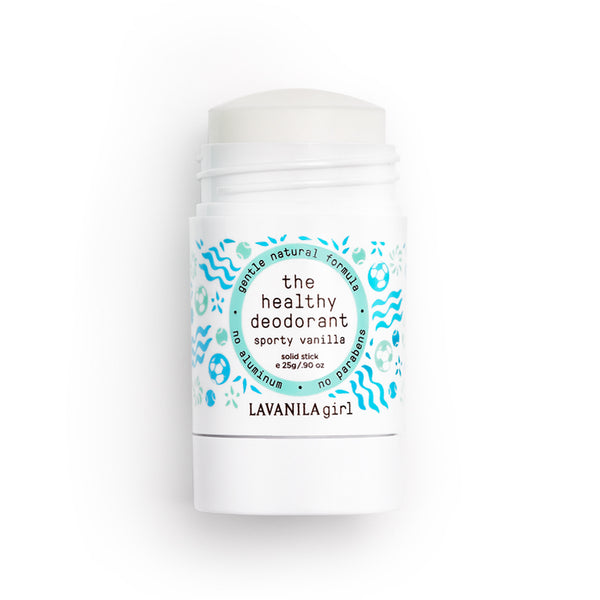 THE HEALTHY DEODORANT <br> LAVANILA GIRL <br> Sporty Vanilla, 25g