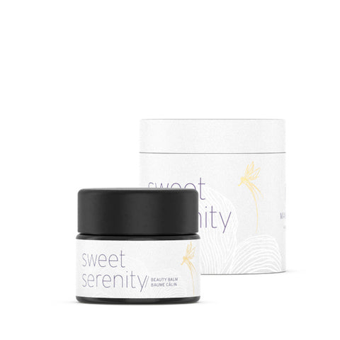 SWEET SERENITY: BEAUTY BALM <br> Relieves, calms, balances, hydrates, 30ml