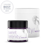 SWEET SERENITY: MASK & WASH <br> Soothing, balancing, brightening & hydrating <br> [ 2 sizes ]