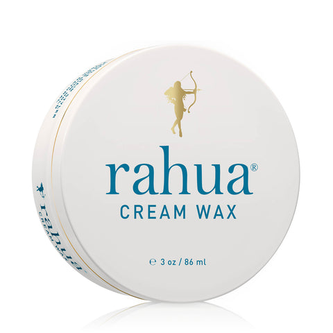 RAHUA CREAM WAX <br> Versatile styling cream wax for manageability and durable hold, 86ml