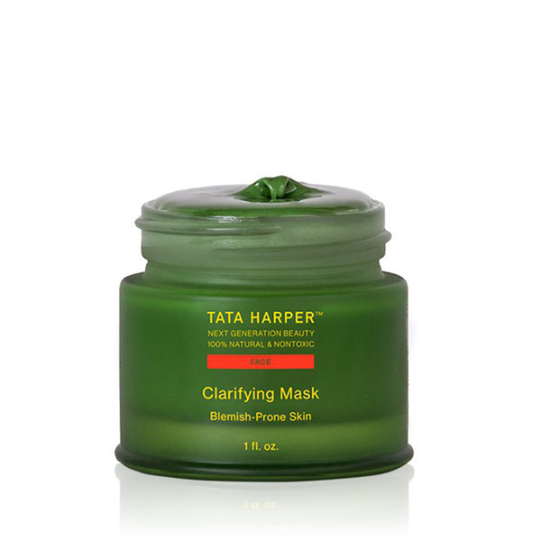 CLARIFYING MASK <br> The ultimate weapon against any skin imperfection, 30ml
