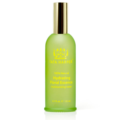 HYDRATING FLORAL ESSENCE <br> Lightweight, oil-free moisturising mist to thoroughly hydrate, refresh and improve appearance <br> [ 2 sizes ]