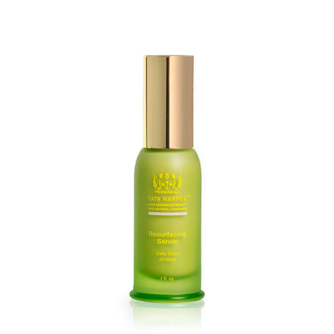 RESURFACING SERUM <br> The ultimate starter serum for your daily dose of glow, 30ml