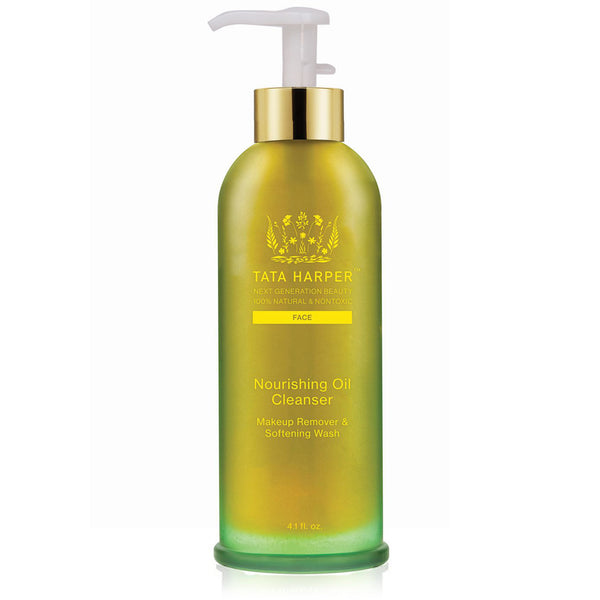 NOURISHING OIL CLEANSER <br> Silky, Multi-Vitamin Cleansing Oil & Make Up Remover, 125ml