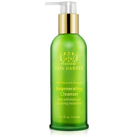 REGENERATING CLEANSER <br> Daily exfoliating & clarifying treatment to improve daily glow, 125ml