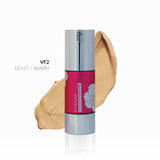 VITA-ACTIVE FOUNDATION <br> 98% Organic : Vegan : Vitamin C : Hyaluronic : Seaweed Extracts : Non-Comedogenic, 30ml