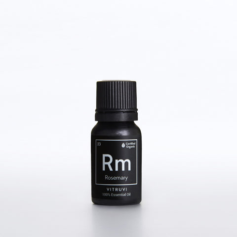 ROSEMARY • Organic <br> Pure Essential Oil, 10ml