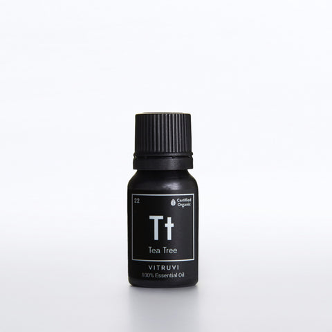 TEA TREE • Organic <br> Pure Essential Oil, 10ml