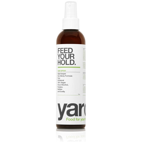 FEED YOUR HOLD <br> Style Sustaining Hair Spray, medium hold <br> [ 3 sizes ]