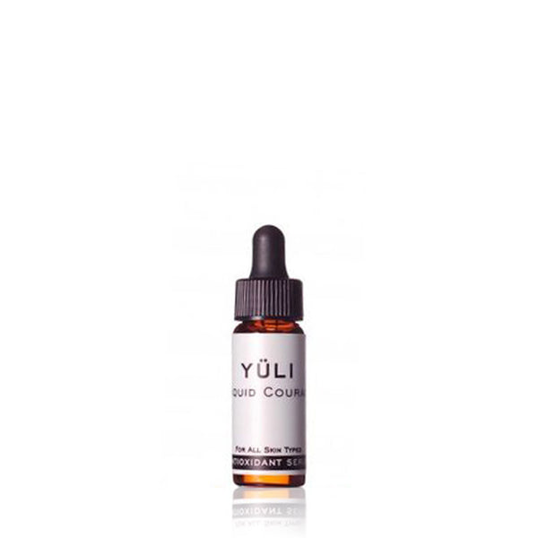 LIQUID COURAGE <br> Regenerative, concentrated antioxidant serum for all skin types <br> [ 2 sizes ]