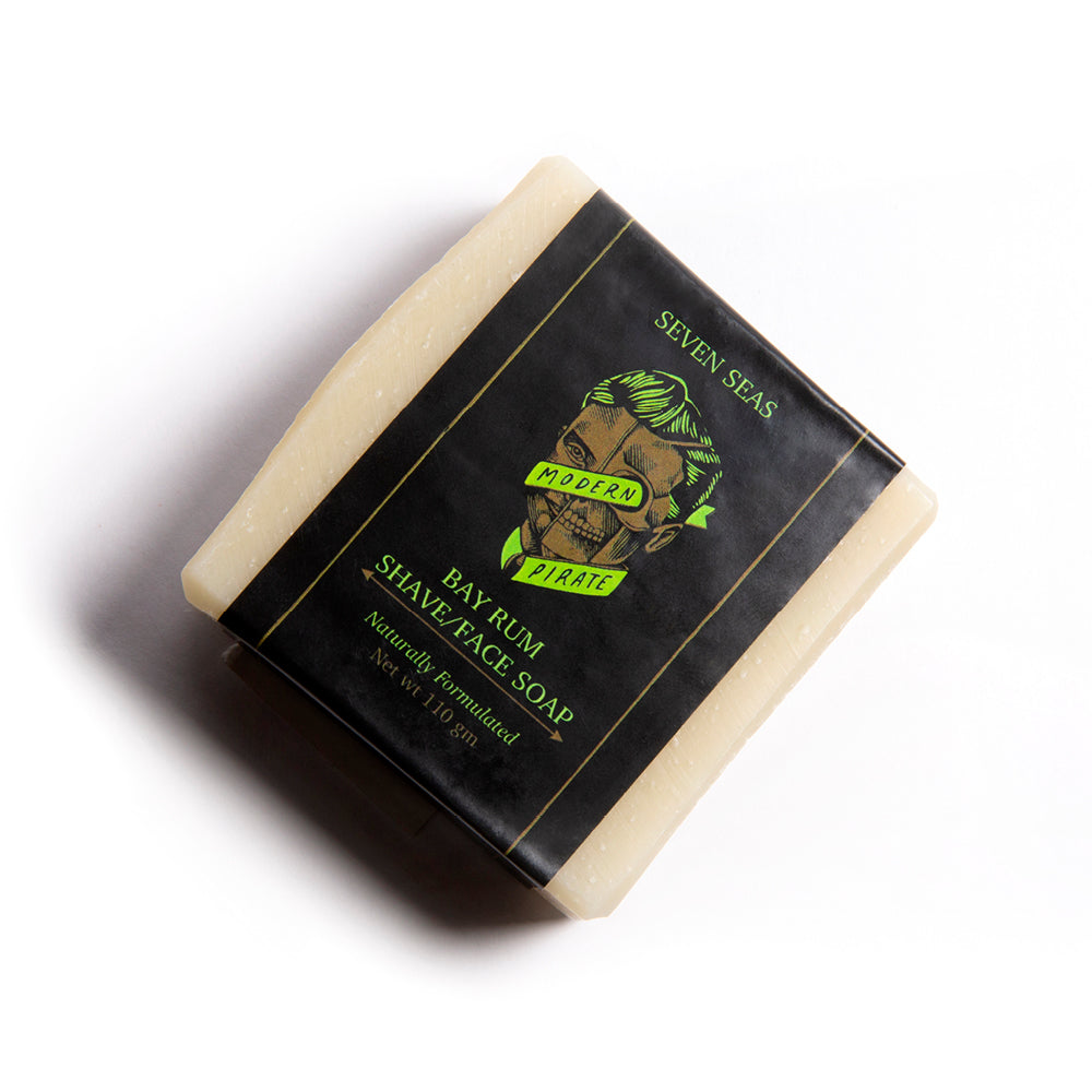 Bay Rum Shave/face Soap