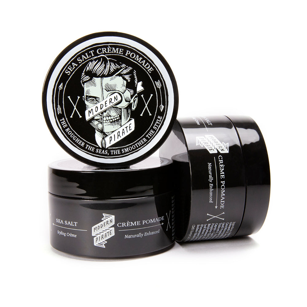 Sea Salt Creme Pomade