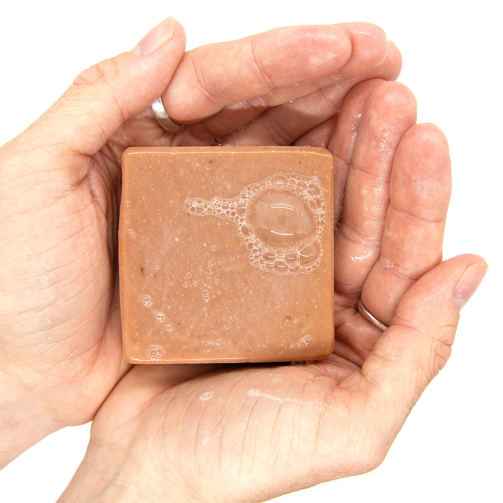 AUSTRALIAN RED CLAY SOAP