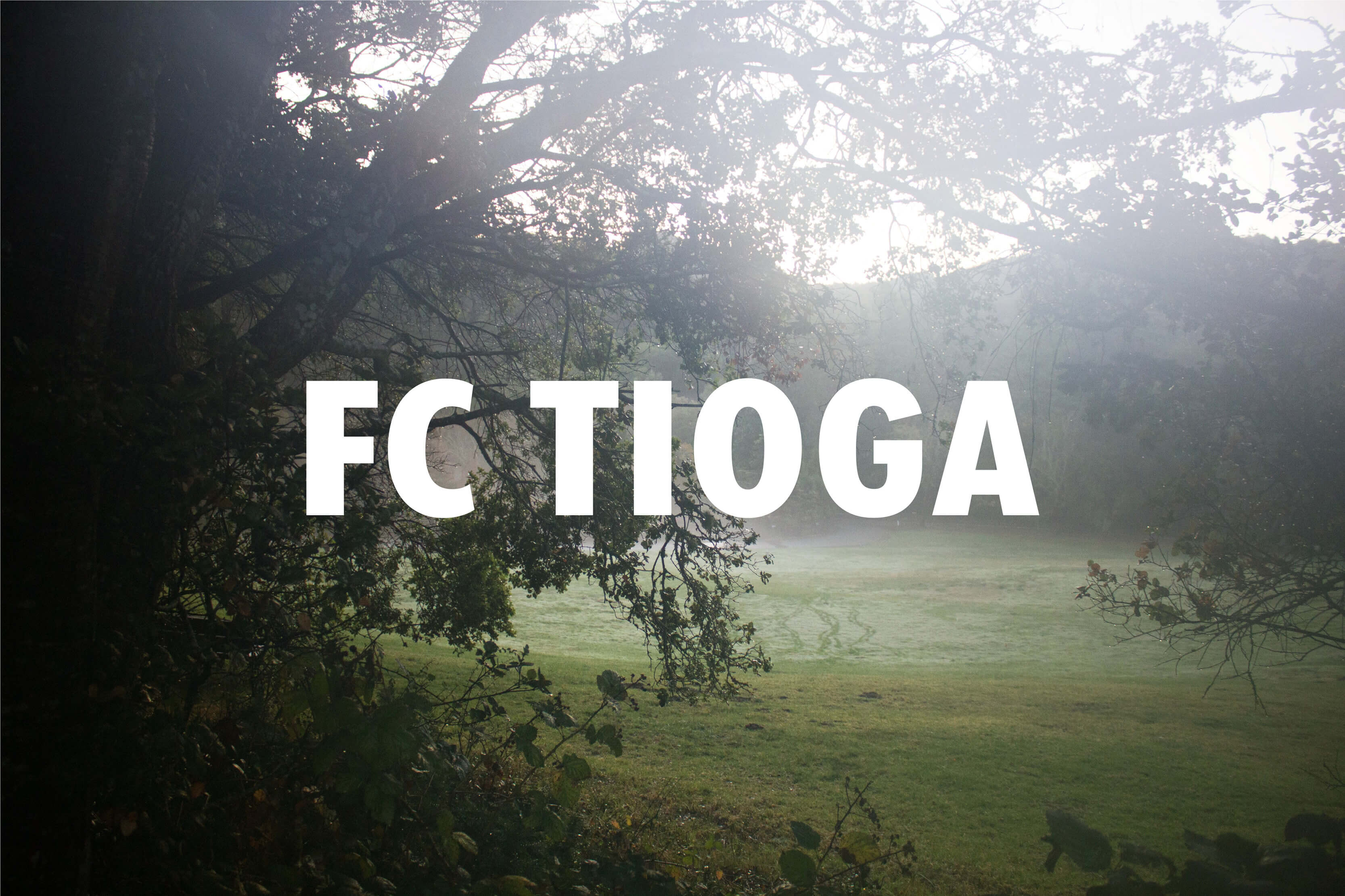 GOOD FISHING - FC Tioga Lookbook