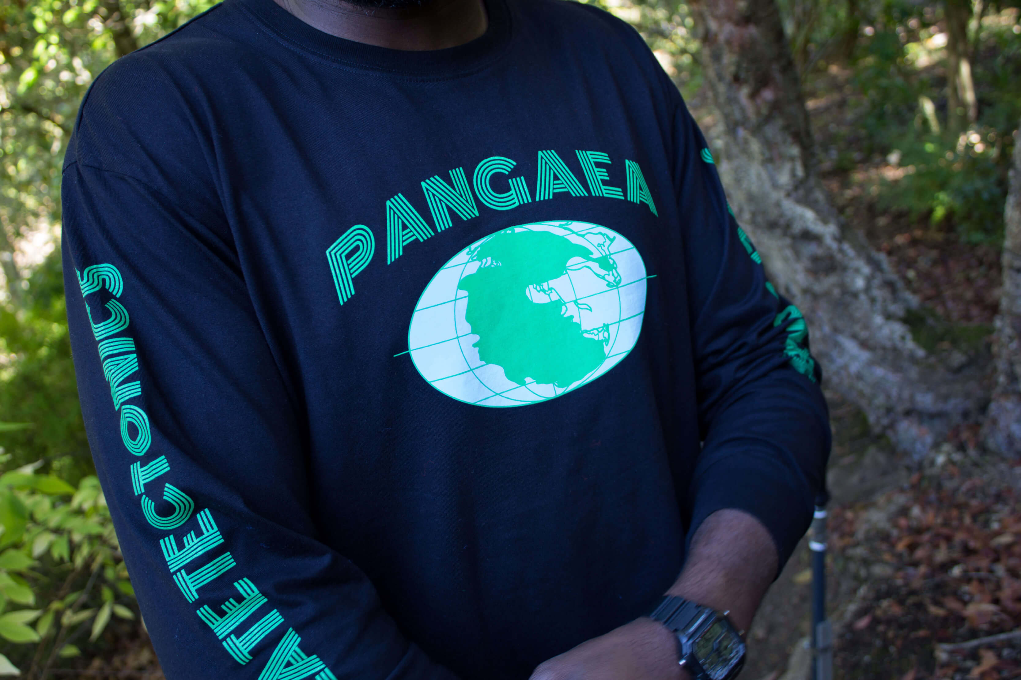 GOOD FISHING - PANGAEA Lookbook