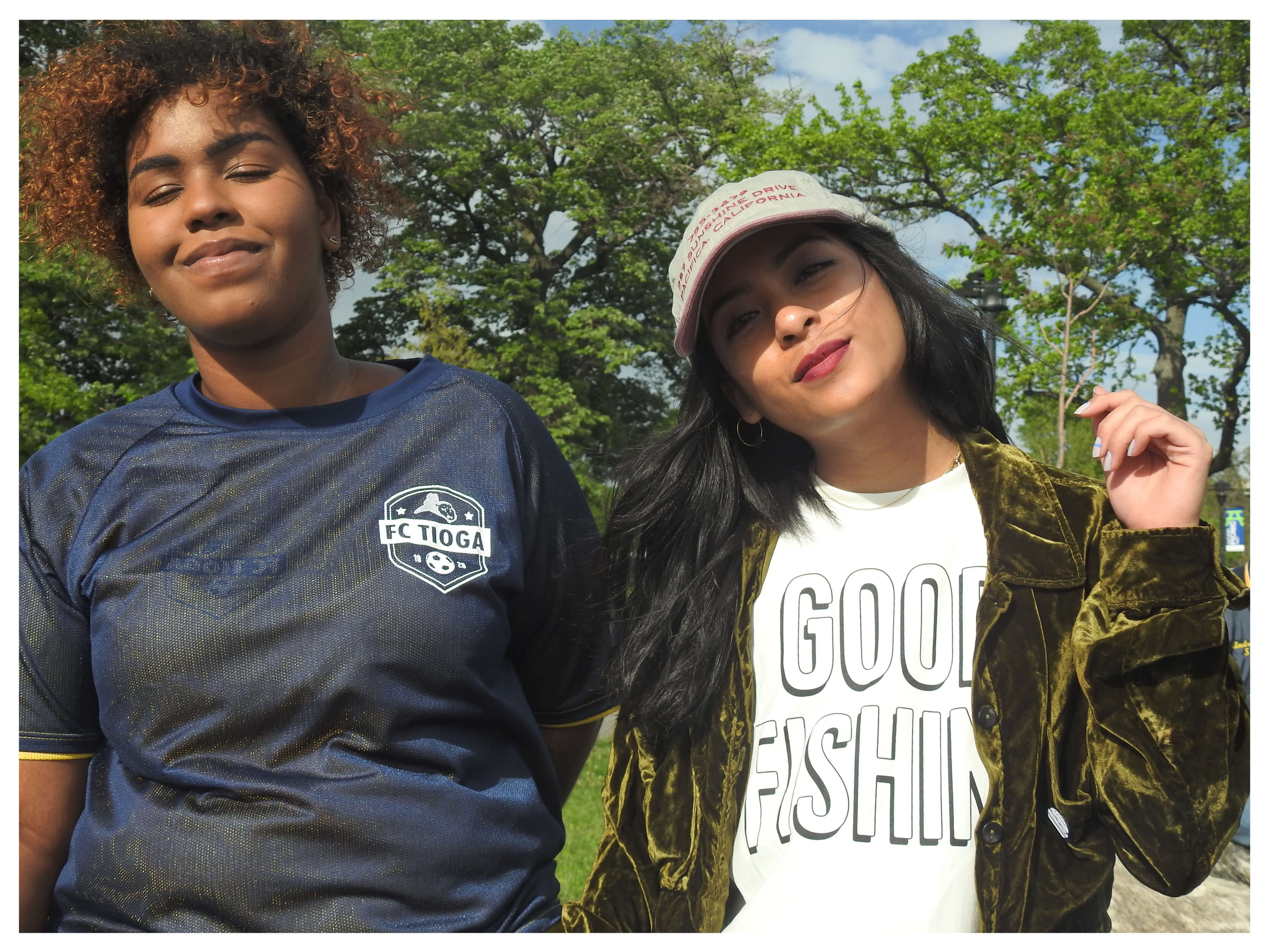 GOOD FISHING - PARKS AND RECREATION Lookbook - Produced by (ft$)