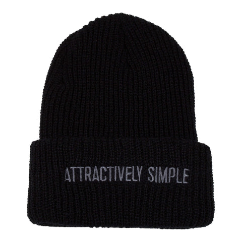 Attractively Simple Beanie