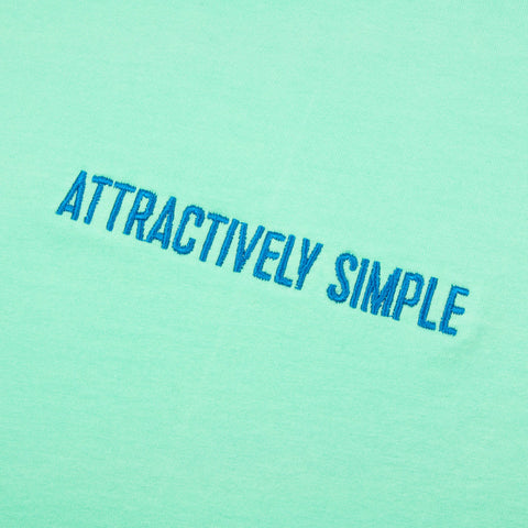 Attractively Simple Organic Cotton T-Shirt, Aphrodite