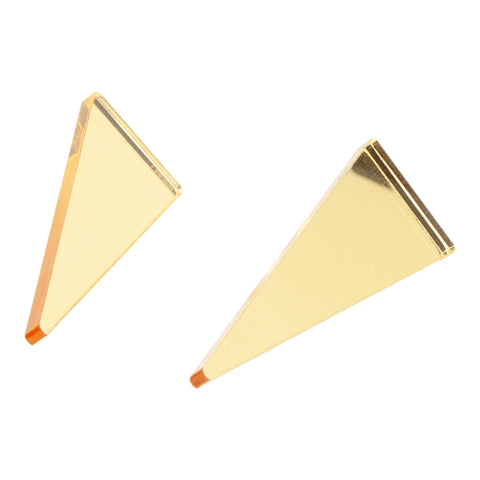 BEAM Large Triangle Earrings