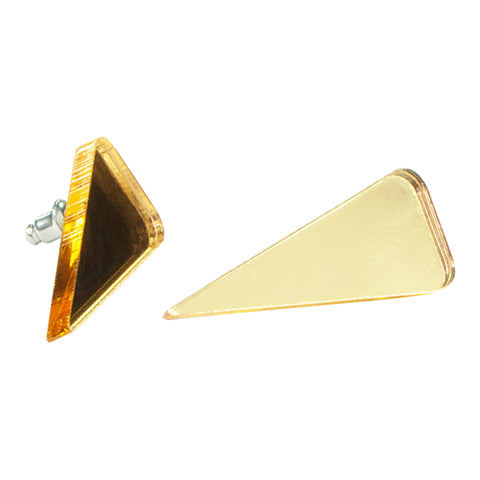 BEAM Small Triangle Earrings
