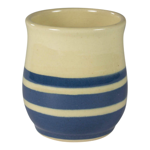 Blue-09 Ceramic Whiskey Cup