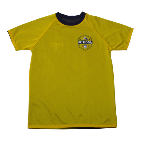 FC Tioga Reversible Training Jersey, No. 9