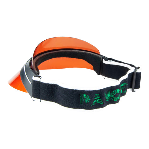 PANGAEA Climate Visor, Hazard Orange