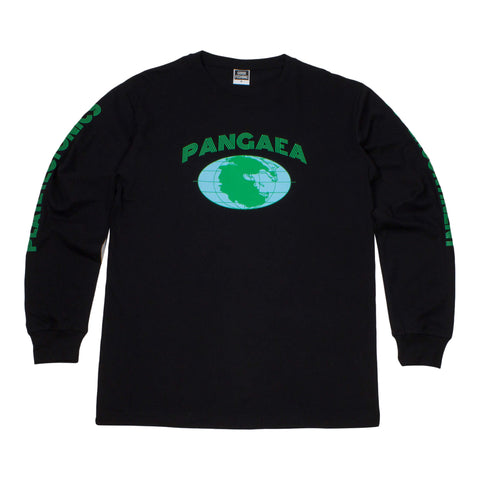 PANGAEA Organic Cotton L/S T-Shirt, Black