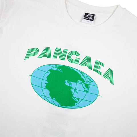 PANGAEA Organic Cotton T-Shirt, White