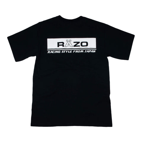 RÄZO Racing T-Shirt, Black